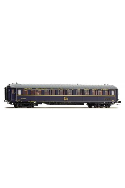 LSM 49142 Вагон пассажирский WL STU CIWL DSB Epoche III 1/87
