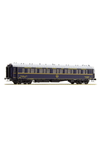 LSM 49144 Вагон пассажирский WL S2 2806 CIWL MAV Epoche II 1/87