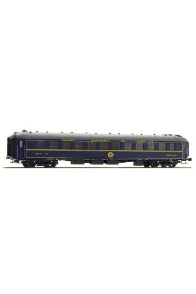 LS Models 49152 Вагон пассажирский Typ Yb CIWL(SNCF) Ep. IIIc 1/87