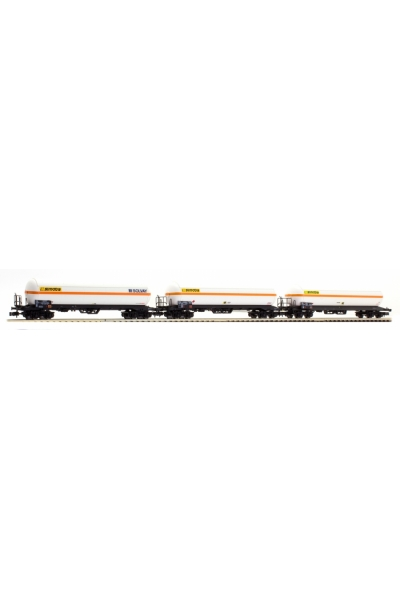 LSM 60135 Набор вагонов Uas 3шт Simotra SNCF Epoche IV-V 1/160