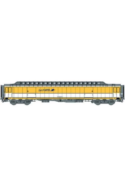 LSM 40418 Вагон почтовый OCEM PEz Y24 SNCF Epoche V 1/87