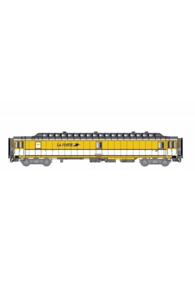 LSM 40419 Вагон почтовый OCEM PEz Y24 SNCF Epoche V 1/87