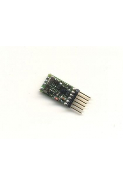 Lenz 10311 Декодер Silber mini DCC, 6-pin NEM 651