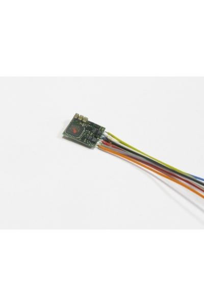 Lenz 10410 Декодер DCC Gold mini с проводами