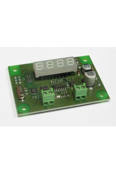 Lenz 15120 LRC120 Дисплей RailCom