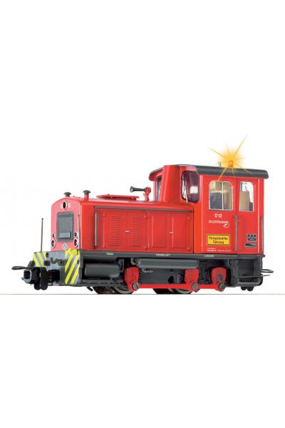 Liliput 142121 Тепловоз D12 Zillertalbahn PRIVAT Epoche V H0e