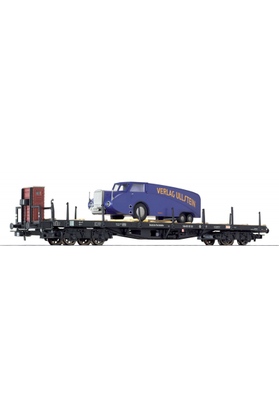 Liliput 235750 Вагон грузовой SSl 80 135 Koln DRG Epoche II 1/87
