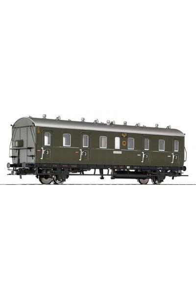 Liliput 334027 Вагон пассажирский Cdtr-21/31 44717 Halle DRG Epoche II 1/87