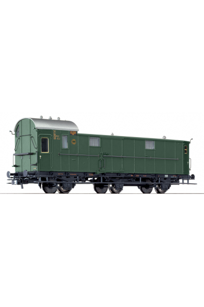 Liliput 334401 Вагон пассажирский Pw3 Pr111 299 Halle DRG Epoche II 1/87