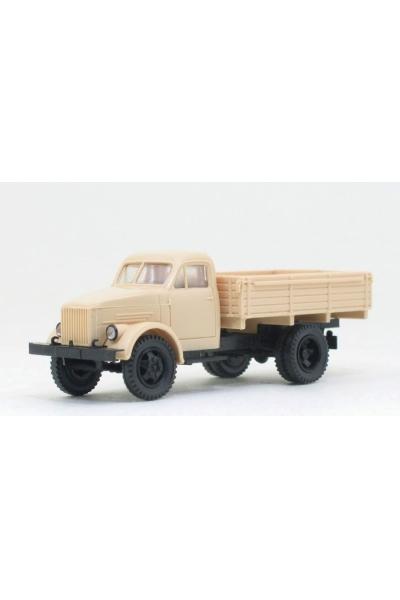 MM 33243 Автомобиль ГАЗ-51 бортовой гражд.кабина беж 1/87
