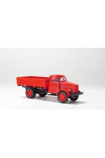 MM 33245 Автомобиль ГАЗ-51 бортовой красный 1/87