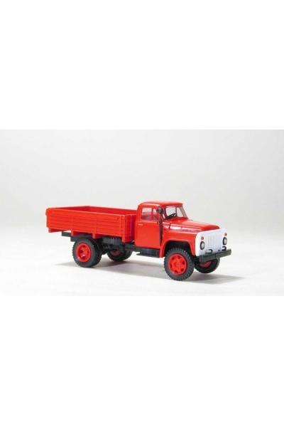 MM 33345 Автомобиль ГАЗ-52 бортовой красный 1/87