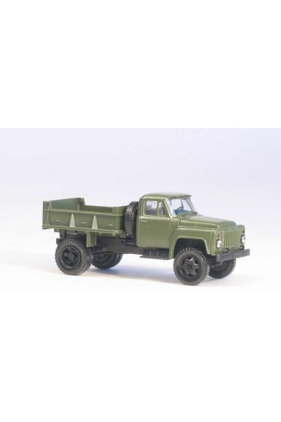 MM 35040 Автомобиль САЗ-3504  самосвал армейский 1/87