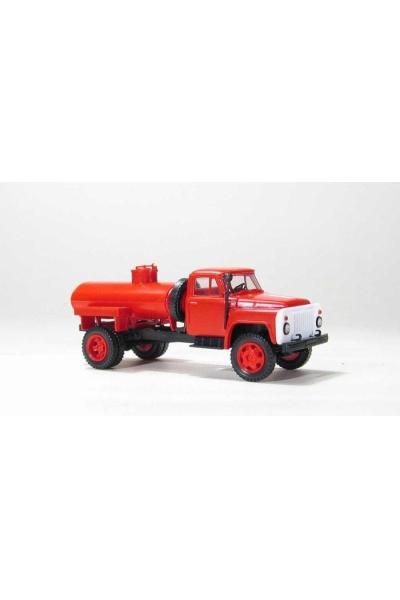 MM 36395 Автомобиль ГАЗ-52 -01 АТЗ-2,4 топливозаправщик красный 1/87
