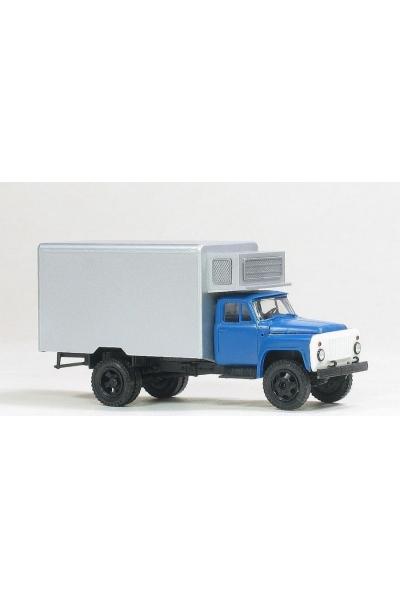MM 37356 Автомобиль ГАЗ-52 -01рефрижератор 1АЧ кабина синяя 1/87