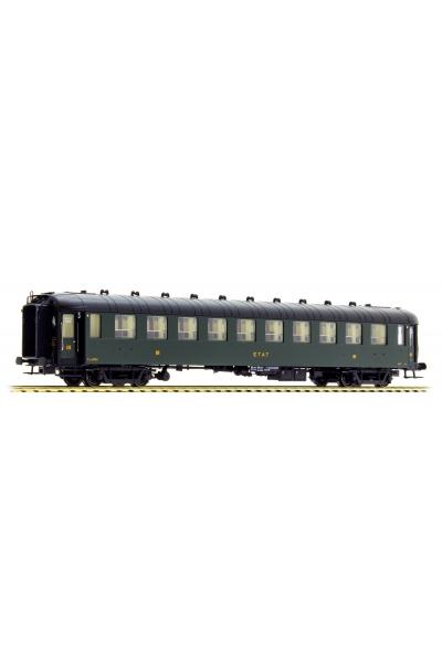 MW 40376 Вагон пассажирский OCEM C10yfi ETAT Epoche II 1/87