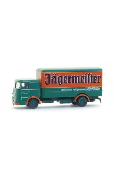 Minis 3612 Автомобиль Bussing LU 11-16 Koffer Jagermeister 1/160