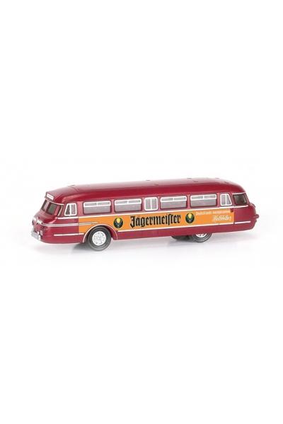 "Minis 3703 Автомобиль NWF BS 300 Omnibus DB ""Jagermeister"" 1/160"