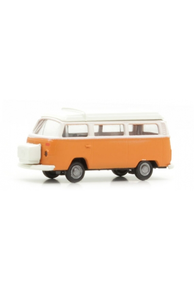 Minis 3837 Автомобиль VW Bus T2 orange Westfalia Camper 1/160