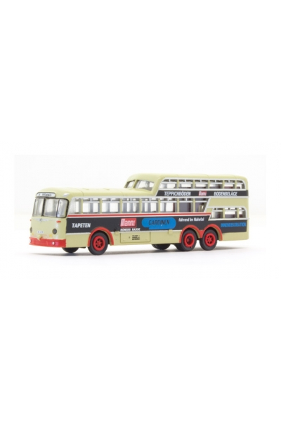 Minis 3913 Автобус Bussing 1 1/2 Decker Bad Kreuznach 1/160