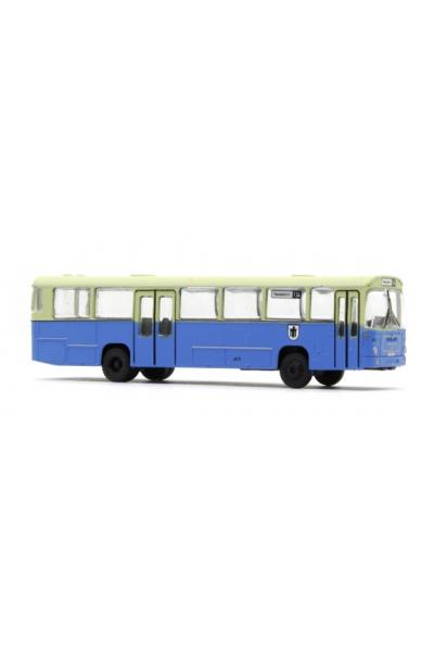 Minis 3933 Автобус MAN SU 240 MVG 1/160
