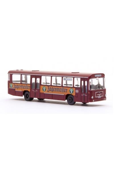 Minis 3936 Автобус MAN SU 240 Uberlandbus DB Jagermeister 1/160