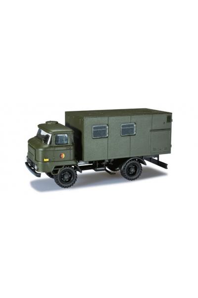Minitanks 744195 IFA L 60 Koffer-LKW NVA 1/87