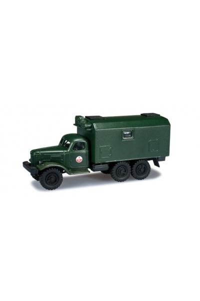 """Minitanks 744386 ZIL Koffer-LKW """"CA"""""""