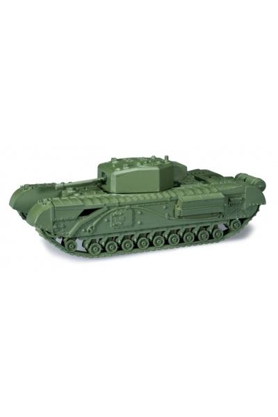 "Minitanks 744430 Танк Mk IV ""Churchill III"" Великобритания 1/87"