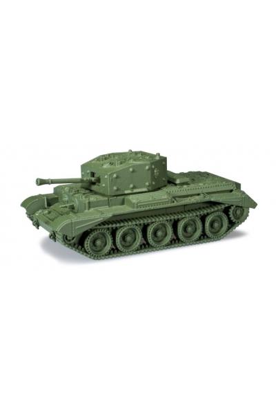 "Minitanks 744447 Танк Mk VIII ""CROMWELL IV"" Великобритания 1/87"