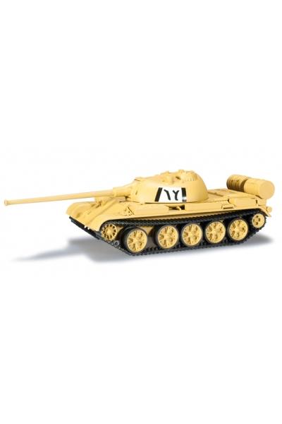 Minitanks 744607 Танк T 54 Египет 1/87