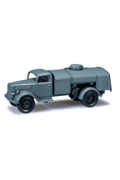 Minitanks 744638 Opel Blitz Benzintank wehrmacht 1/87