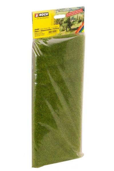 Noch 00400 Трава коврик высота травы 6мм 44x29см