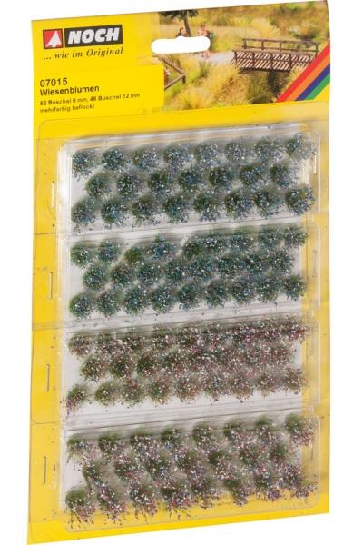 Noch 07015 Набор луговые цветы 6 и 12мм 98шт