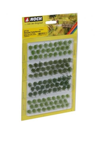 Noch 07133 Трава пучки полевых культур 3 цвета 104шт 6мм