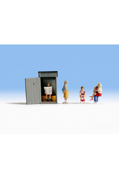 Noch 15560 Туалетные истории 1/87