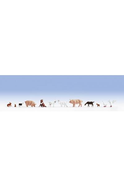 Noch 15711 Сельскохозяйственные животные 1/87