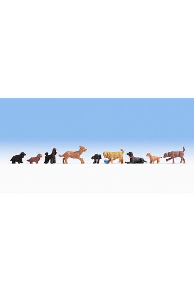 Noch 15719 Собаки и кошки 1/87