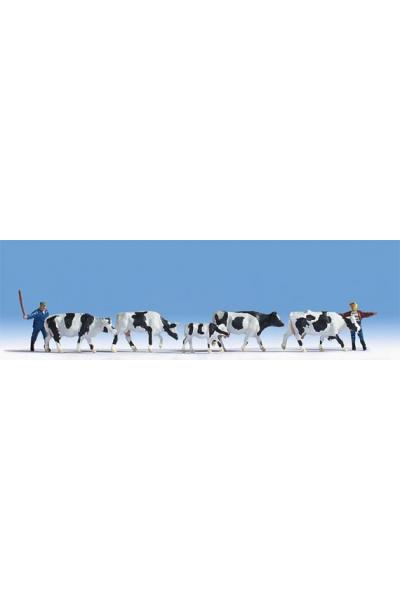 Noch 15724 Коровы и пастухи 1/87