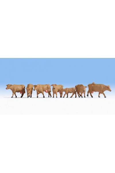 Noch 15727 Коровы 1/87