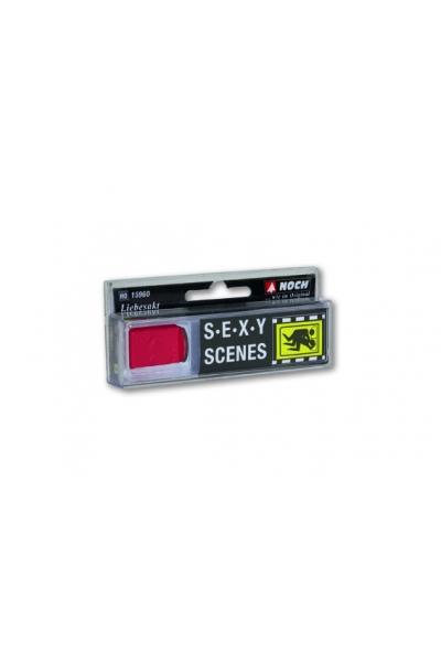 Noch 15960 SEX-сцена на красной кровати 1/87
