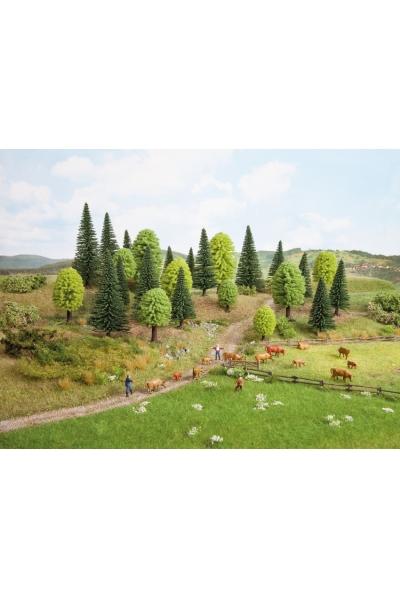 Noch 26911 Набор деревьев 10шт 16-19см
