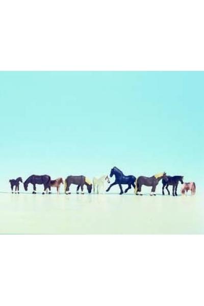 Noch 36761 Лошади 1/160