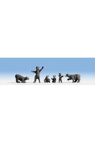 Noch 36770 Медведи 1/160