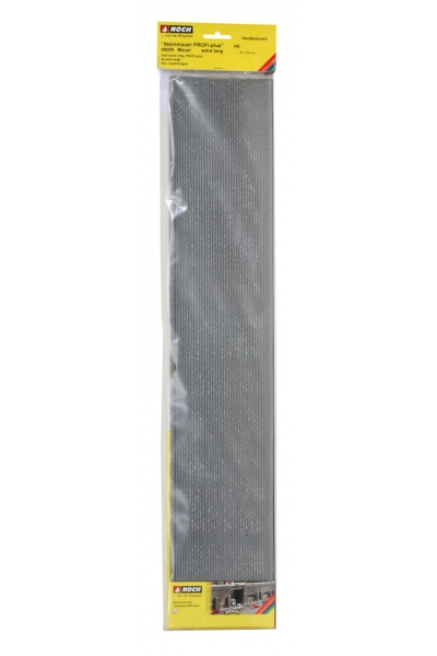 Noch 58055 Стена подпорная обработанный камень 66,8 x 12,5см 1/87
