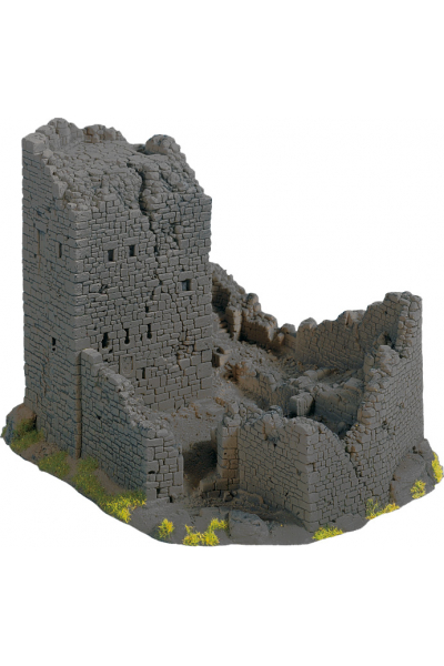 Noch 58600 Руины замка  18х14х12см 1/87