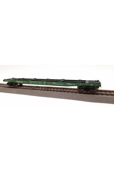 Onega 2116-0001 Платформа модель 13-2116 58409418 4-осная эпоха V 1/87