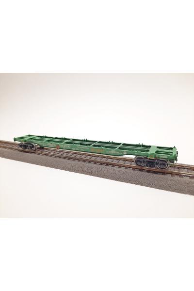 Onega 1223-0001 Платформа модель 13-1223 58403247 4-осная эпоха V 1/87