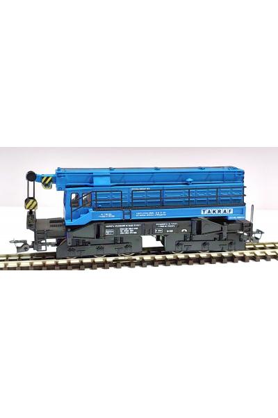 Пересвет 4230 Железнодорожный кран EDK 300 СЖД эпоха IV 1/120