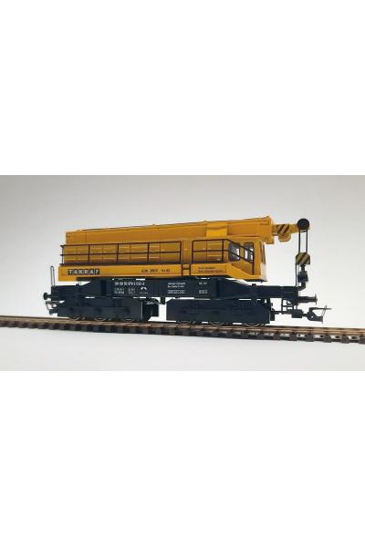 Пересвет 4231 Железнодорожный кран EDK 300 DR эпоха IV 1/120